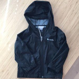 3T Boy's Columbia Raincoat / Rain Jacket